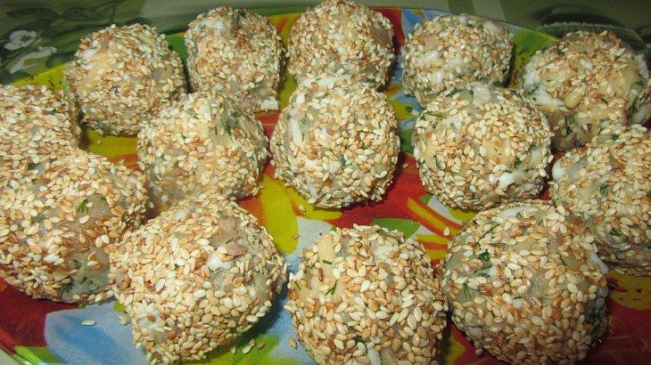 уникальны шарики из печени трески рецепт с фото церковь