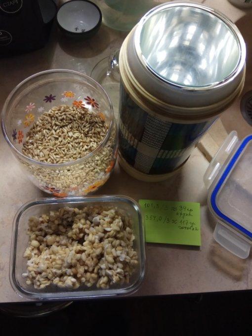 Рис для похудения замачивать